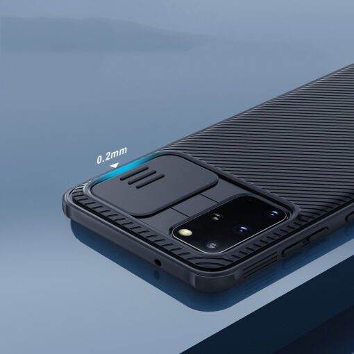 Samsung S20 Plus umbris Nillkin Camshield 8
