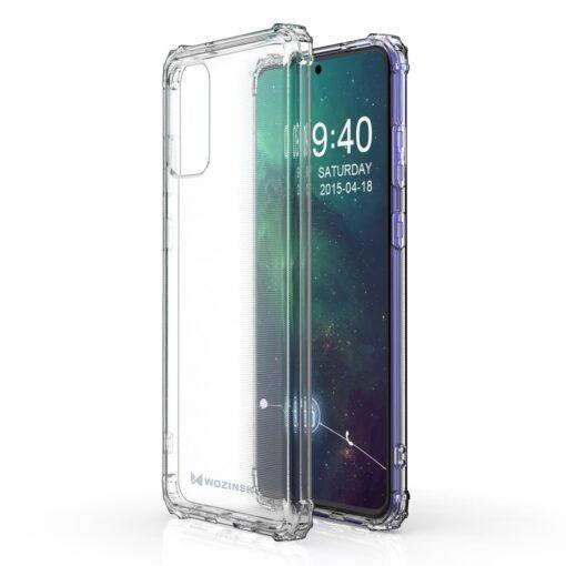 Samsung S20 Plus umbris tugevdatud nurkadega silikoonist 3