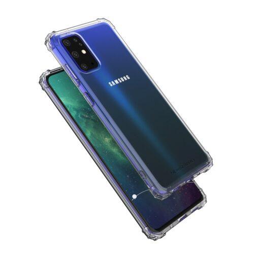 Samsung S20 Plus umbris tugevdatud nurkadega silikoonist 5