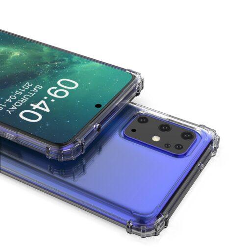 Samsung S20 Plus umbris tugevdatud nurkadega silikoonist 7