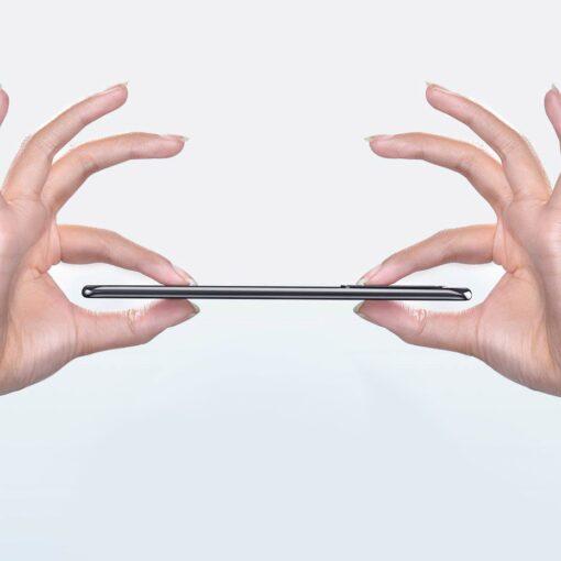 Samsung S20 Ultra Baseus Simple Gel umbris silikoonist labipaistev 11