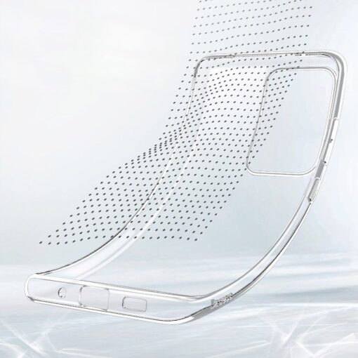 Samsung S20 Ultra Baseus Simple Gel umbris silikoonist labipaistev 15