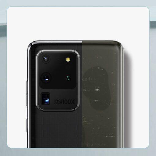 Samsung S20 Ultra Baseus Simple Gel umbris silikoonist labipaistev 16