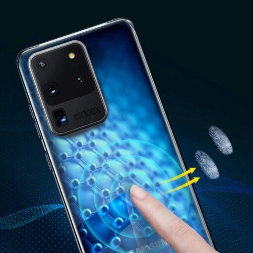 Samsung S20 Ultra Baseus Simple Gel umbris silikoonist labipaistev 17