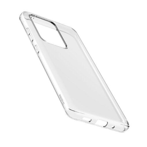 Samsung S20 Ultra Baseus Simple Gel umbris silikoonist labipaistev 5