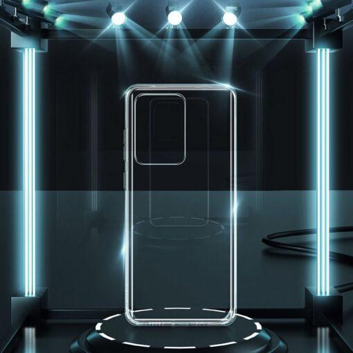 Samsung S20 Ultra Baseus Simple Gel umbris silikoonist labipaistev 8