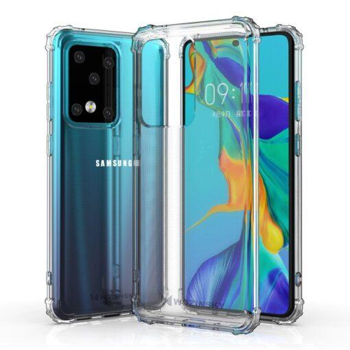 Samsung S20 Ultra umbris tugevdatud nurkadega silikoonist 2