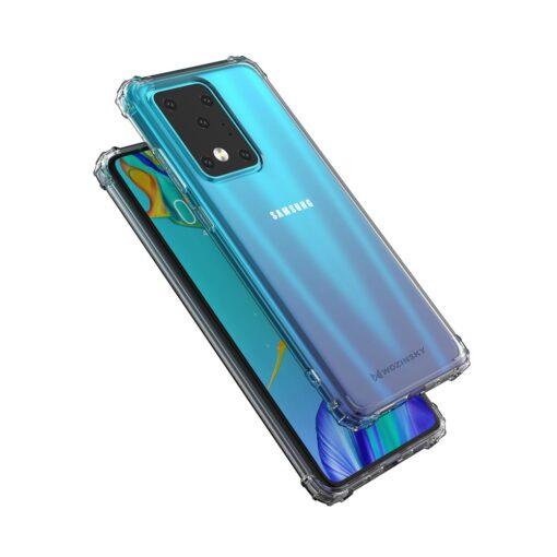 Samsung S20 Ultra umbris tugevdatud nurkadega silikoonist 6