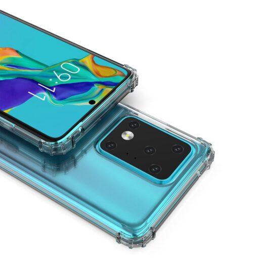 Samsung S20 Ultra umbris tugevdatud nurkadega silikoonist 8