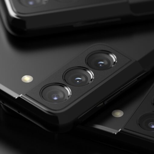 Samsung S21 Plus kaamera kaitse Ringke must 1