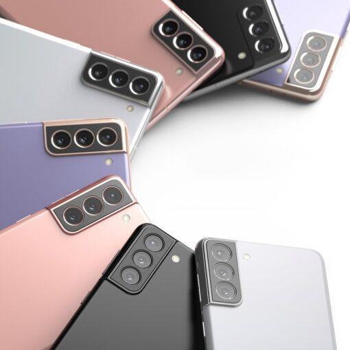 Samsung S21 Plus kaamera kaitse Ringke must 2