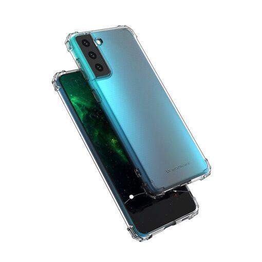 Samsung S21 Plus umbris tugevdatud nurkadega silikoonist 2