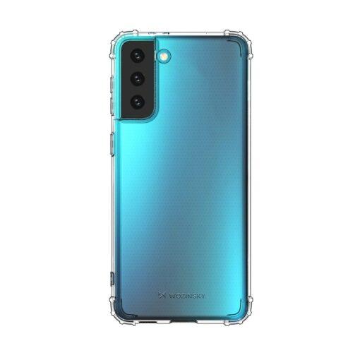 Samsung S21 Plus umbris tugevdatud nurkadega silikoonist 3