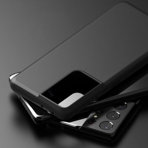 Samsung S21 Ultra kaaned Ringke Air S Ultra Thin silikoonist roosa 4