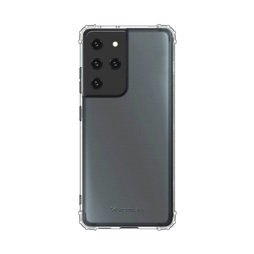 Samsung S21 Ultra umbris tugevdatud nurkadega silikoonist 2