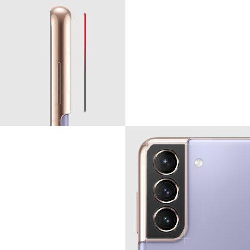 Samsung S21 kaamera kaitse Ringke must 3