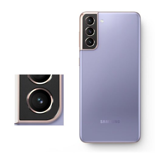 Samsung S21 kaamera kaitse Ringke must 7