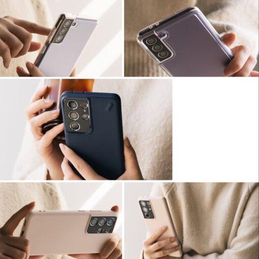 Samsung S21 kaamera kaitse Ringke must 8