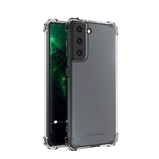 Samsung S21 umbris tugevdatud nurkadega silikoonist 1