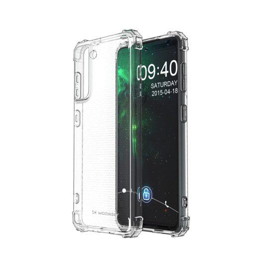 Samsung S21 umbris tugevdatud nurkadega silikoonist 3