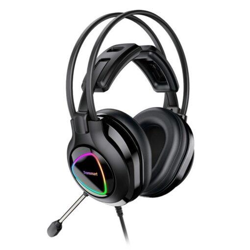 Tronsmart Glary Alpha Gaming RGB korvaklapid mikrofoni ja juhtpuldiga 3.5mm liides 1