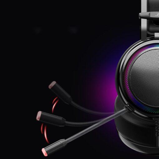Tronsmart Glary Gaming RGB korvaklapid mikrofoni ja juhtpuldiga USB liides 6