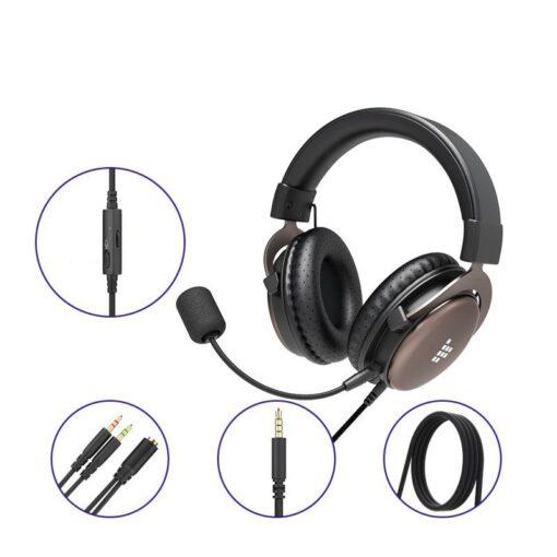 Tronsmart Sono Gaming korvaklapid mikrofoni juhtpuldiga 3.5mm liides 5