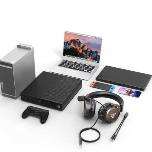 Tronsmart Sono Gaming korvaklapid mikrofoni juhtpuldiga 3.5mm liides 6