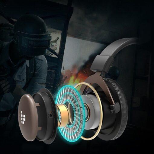 Tronsmart Sono Gaming korvaklapid mikrofoni juhtpuldiga 3.5mm liides 7