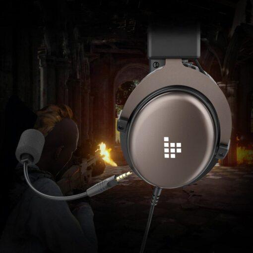 Tronsmart Sono Gaming korvaklapid mikrofoni juhtpuldiga 3.5mm liides 8