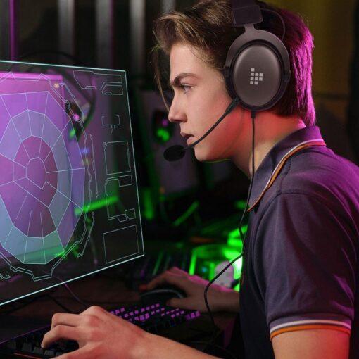 Tronsmart Sono Gaming korvaklapid mikrofoni juhtpuldiga 3.5mm liides 9