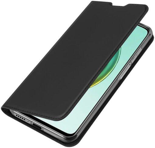 Xiaomi Mi 10T Pro Mi 10T kunstnahast kaaned DUX DUCIS Skin Pro Bookcase must 1