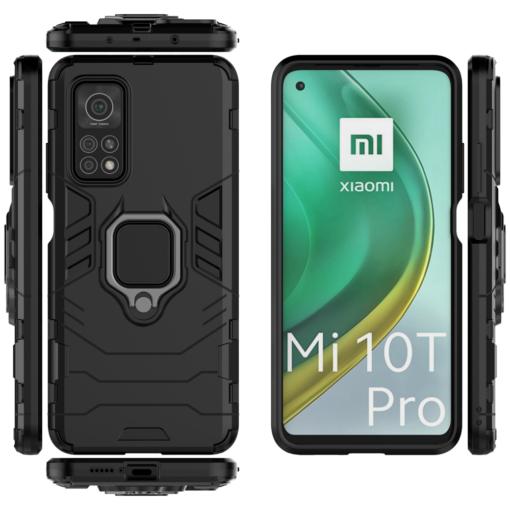 Xiaomi Mi 10T Pro Mi 10T umbris Ring Armor must 5