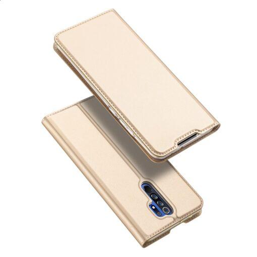 Xiaomi Redmi 9 kunstnahast kaaned DUX DUCIS Skin Pro Bookcase must