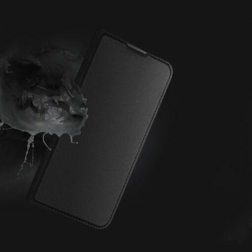 Xiaomi Redmi 9 kunstnahast kaaned DUX DUCIS Skin Pro Bookcase roosa 11