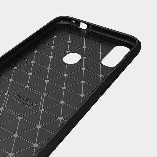 Xiaomi Redmi Note 7 umbris silikoonist Carbon sinine 5