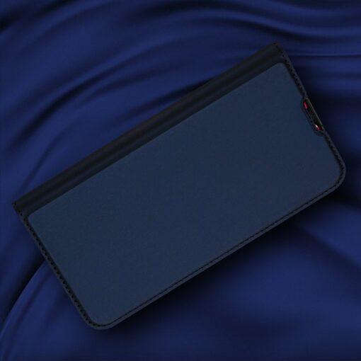 Xiaomi Redmi Note 8 Pro kunstnahast kaaned DUX DUCIS Skin Pro Bookcase roosa 15