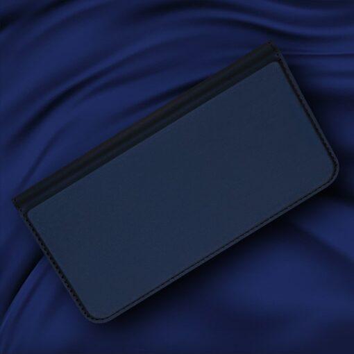 iPhone 11 Pro Max kunstnahast kaaned DUX DUCIS Skin Pro Bookcase roosa 6