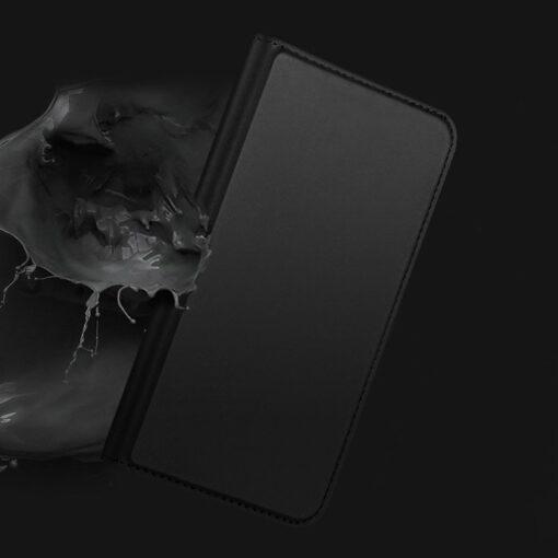 iPhone 11 Pro Max kunstnahast kaaned DUX DUCIS Skin Pro Bookcase roosa 8