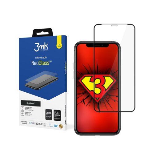 iPhone 11 Pro Max taisekraan kaitseklaas 3mk neoglass min