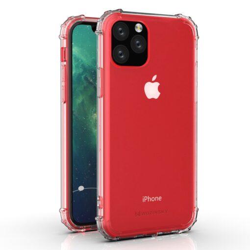 iPhone 11 Pro Max umbris tugevdatud nurkadega silikoonist 1