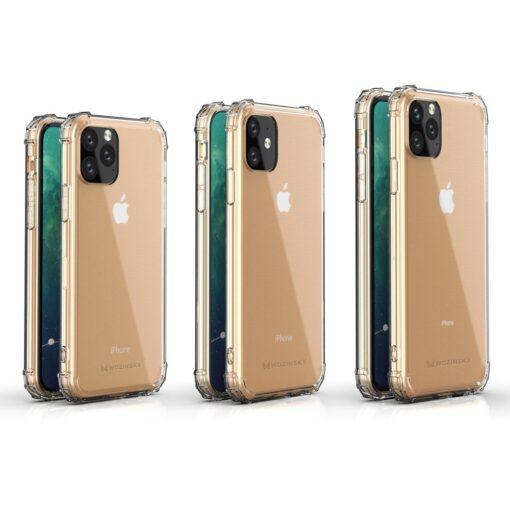iPhone 11 Pro Max umbris tugevdatud nurkadega silikoonist 13