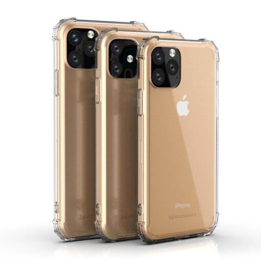 iPhone 11 Pro Max umbris tugevdatud nurkadega silikoonist 14