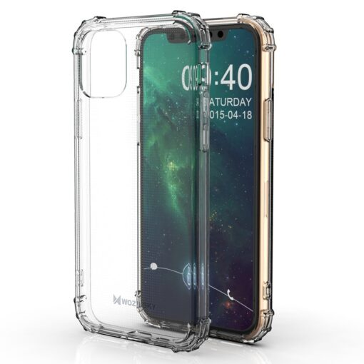 iPhone 11 Pro Max umbris tugevdatud nurkadega silikoonist 9