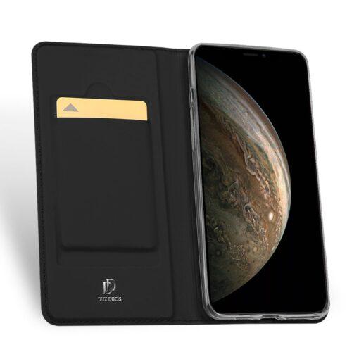 iPhone 11 Pro kunstnahast kaaned DUX DUCIS Skin Pro Bookcase must 2