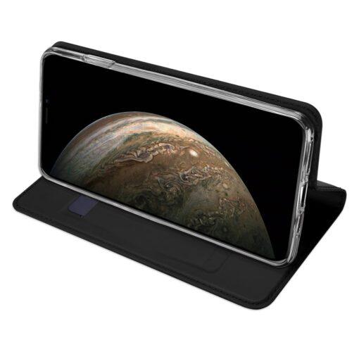 iPhone 11 Pro kunstnahast kaaned DUX DUCIS Skin Pro Bookcase must 4