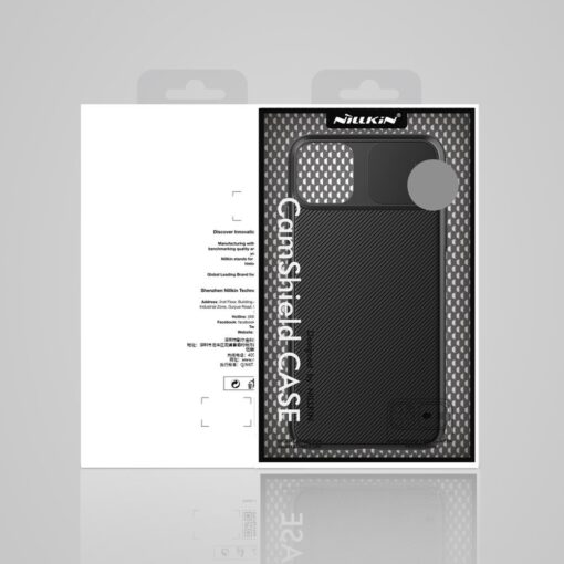 iPhone 11 Pro umbris Nillkin Camshield 4