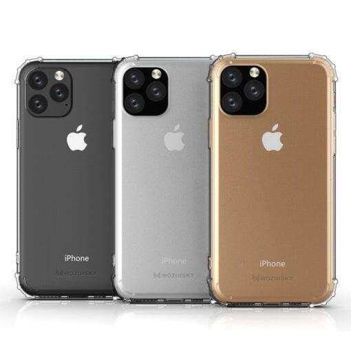 iPhone 11 Pro umbris tugevdatud nurkadega silikoonist 10