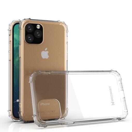 iPhone 11 Pro umbris tugevdatud nurkadega silikoonist 5