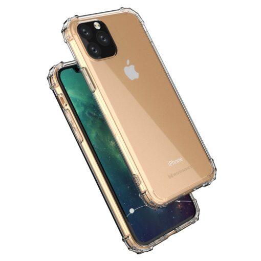 iPhone 11 Pro umbris tugevdatud nurkadega silikoonist 6
